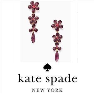 JUST IN - Kate Spade In Full Bloom Earrings